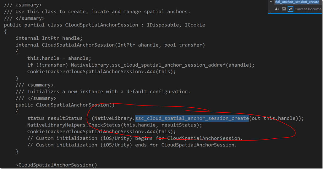 Baby Steps with the Azure Spatial Anchors Service – Mike Taulty