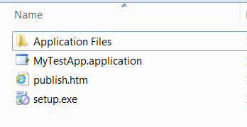ClickOnce, TaskDialogs, Common Controls and WPF Applications