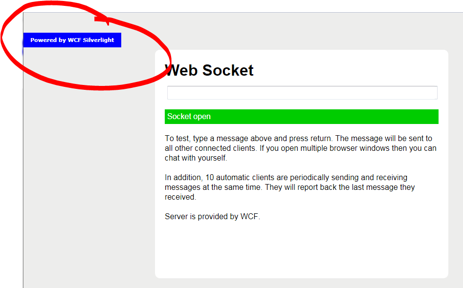 Silverlight and WebSockets – Mike Taulty