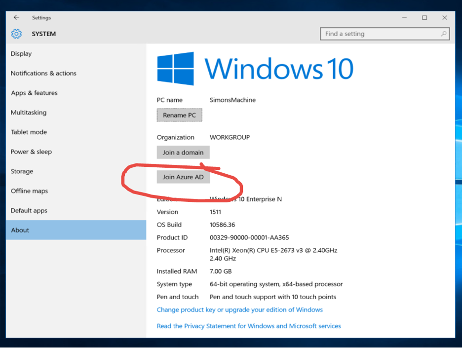 Windows 10 & the Windows Store for Business #3 – Mike Taulty